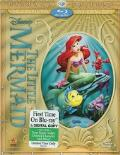 The Little Mermaid Diamond Edition Blu-ray box