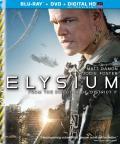 Elysium Blu-ray box