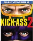 Kick Ass 2 Blu-ray box