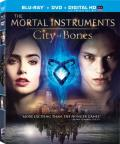 The Mortal Instruments: City of Bones Blu-ray box