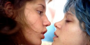 Blue is the Warmest Color movie scene