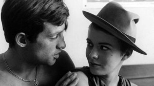 Breathless movie scene