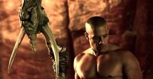 Riddick movie scene