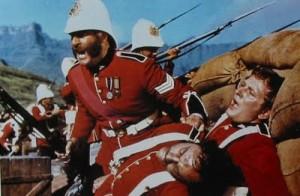 Zulu movie scene