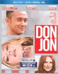 Don Jon Blu-ray box