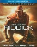 Riddick Blu-ray box