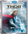 Thor: The Dark World Blu-ray 3D box