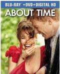 About Time Blu-ray box