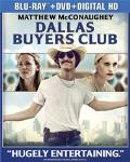 Dallas Buyers Club Blu-ray box
