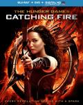 The Hunger Games: Catching Fire Blu-ray box