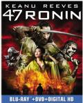 47 Ronin Blu-ray box
