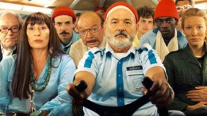 The Life Aquatic with Steve Zissou movie scene