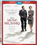 Saving Mr. Banks Blu-ray box