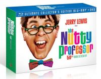 The Nutty Professor 50th Anniversary Blu-ray box