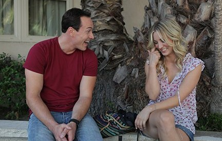 Kaley Cuoco and Chris Klein and their dysfunctional writers' group get all the laughs in the comedy coming in June!
