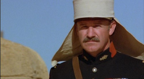 Gene Hackman heads into action in the French Foreign Legion in the 1977 action-adventure film, coming in June!