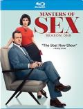 Masters of Sex Season 1 Blu-ray box