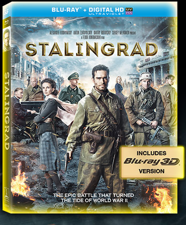 Interview: Fedor Bondarchuk, director of Stalingrad | Disc Dish