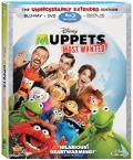 Muppets Most Wanted Blu-ray box