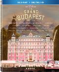 The Grand Budapest Hotel Blu-ray box