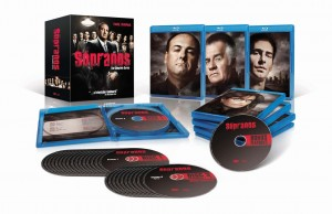Sopranos: The Complete Series Blu-ray