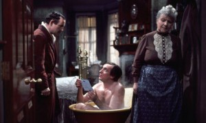 The Private Life of Sherlock Holmes movie scene