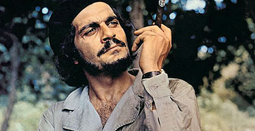 Omar Sharif stars as the Marxist revolutionary in the 1969 bio-pic, making its Blu-ray debut in September!