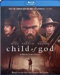 Child of God Blu-ray box