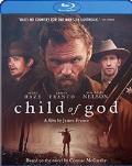 Child of God Blu-ray box