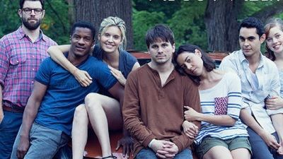 The Little Chill? A gaggle of college friends reunite for a weekend in the comedy-drama coming in November!