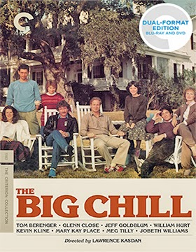 Blu-ray Review: The Big Chill | Disc Dish