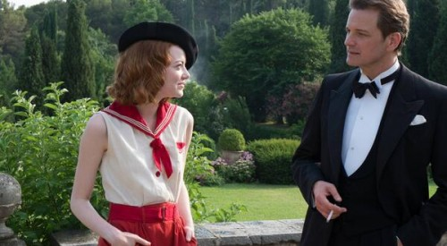 Colin Firth and Emma Stone star in Woody Allen's 44th feature film, coming in December!