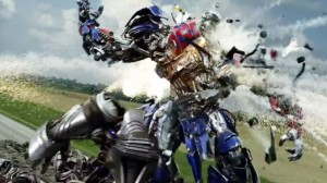 Transformers: Age of Extinction movie scene