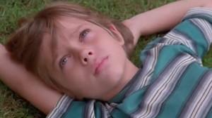 Boyhood movie scene