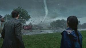 Into the Storm movie scene