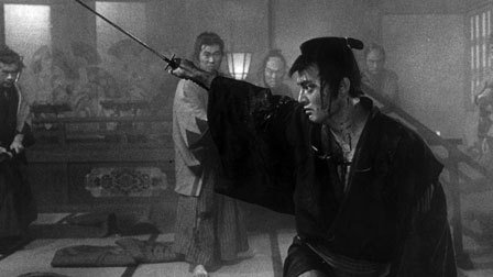 The 1966 samurai thriller is coming to Blu-ray from Criterion in January!