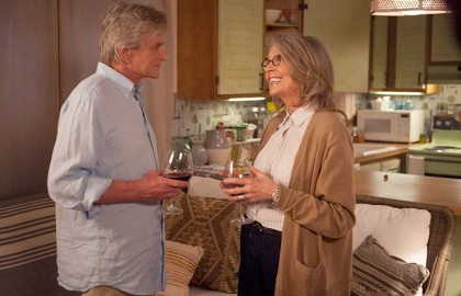 Michael Douglas and Diane Keaton go the rom-com drama route in November!