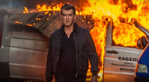 Pierce Brosnan is an ex-CIA agent lured out of retirement in the action-thriller coming in November!