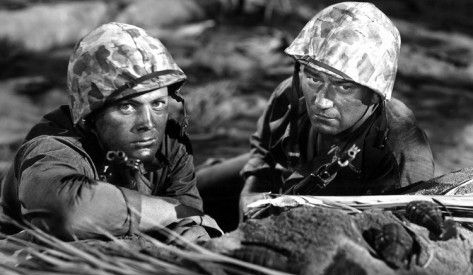 The classic WWII film starring John Wayne makes its Blu-ray debut next month!