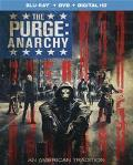The Purge: Anarchy Blu-ray box