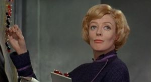Maggie Smith is Jean Brodie