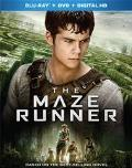The Maze Runner Blu-ray box