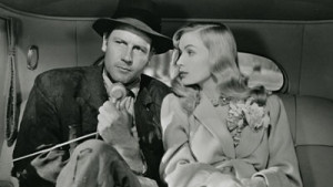 Joel McCrea and Veronica Lake in Sullivan's Travels