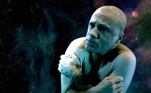 Christoph Waltz attempts to unlock the meaning of the universe in The Zero Theorem.