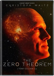 The Zero Theorem DVD box
