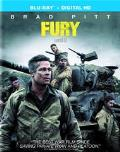 Fury Blu-ray box