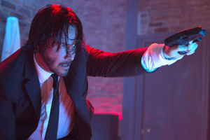 Keanu Reeves is John Wick