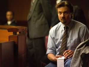 Jeremy Renner is reporter Gary Webb in Kill the Messenger