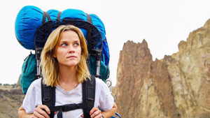 Reese Witherspoon hike the Pacific Crest Trail in Wild.