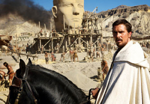 Holy Moses! Christian Bale in Exodus: Gods and Kings